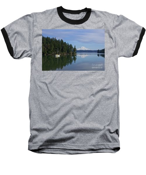 Oro Bay IIi Baseball T-Shirt by Sean Griffin