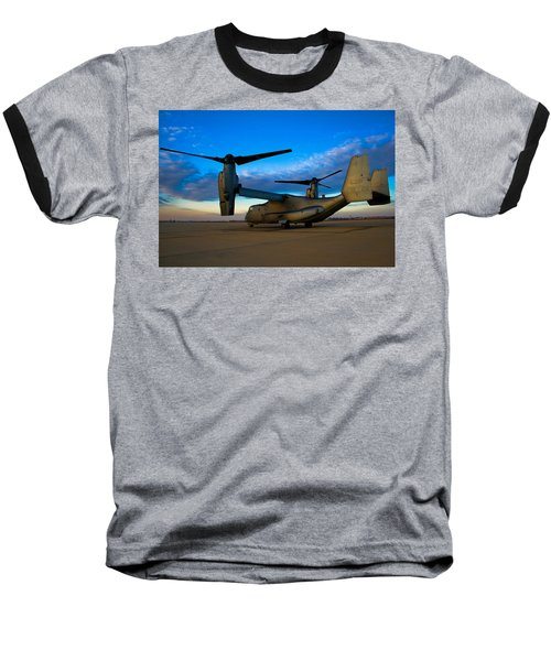 Osprey Sunrise Series 1 Of 4 Baseball T-Shirt