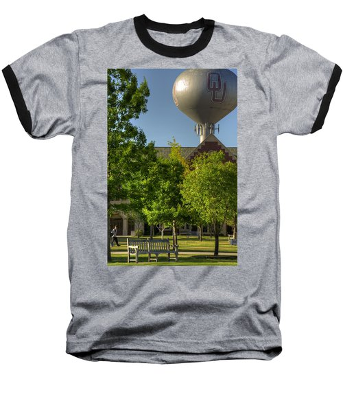 Ou Campus Baseball T-Shirt