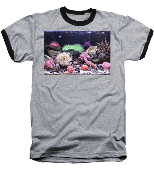 Our Colourful Underwater World Baseball T-Shirt