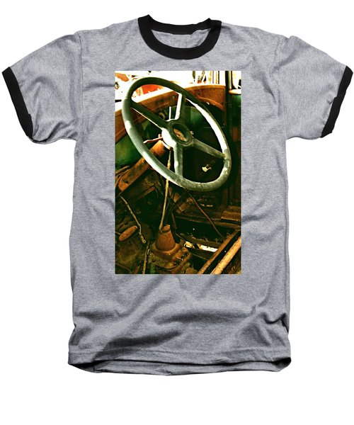 Baseball T-Shirt featuring the photograph Our New Car by Don Wright