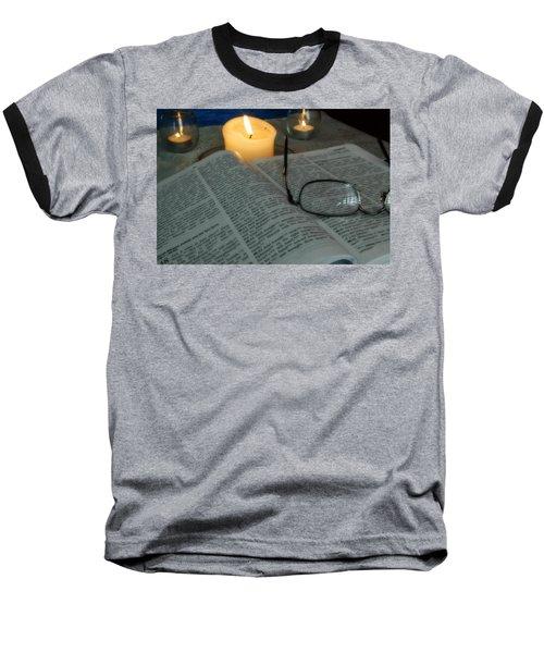 Our Shabbat Baseball T-Shirt