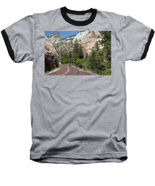 Out For A Ride Baseball T-Shirt