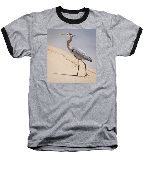 Out For A Stroll Baseball T-Shirt
