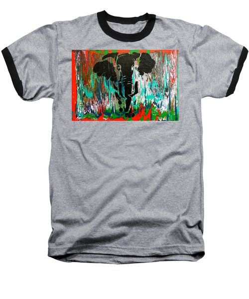 Out Of Africa Baseball T-Shirt