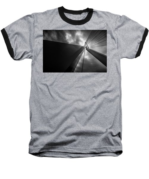 Baseball T-Shirt featuring the photograph Out Of Chaos A New Order by Mihai Andritoiu