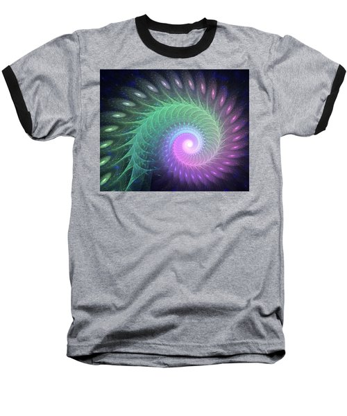 Out Of The Deep Baseball T-Shirt