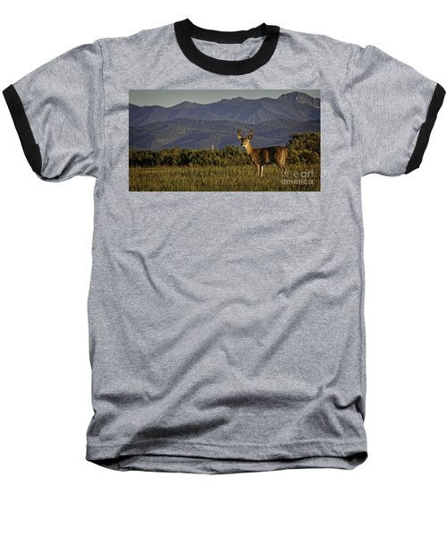 Out West Baseball T-Shirt