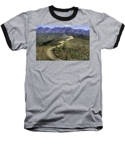 Outback Tour Baseball T-Shirt