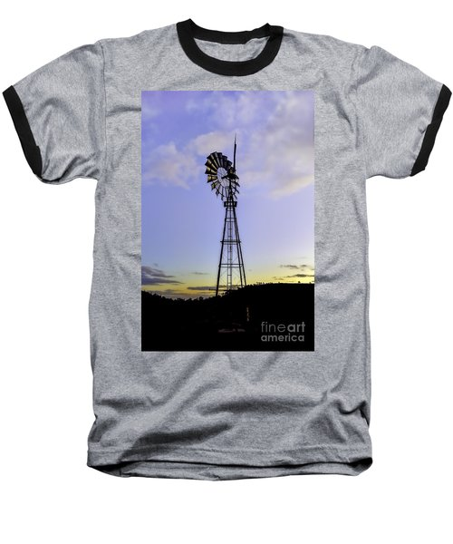 Outback Windmill Baseball T-Shirt