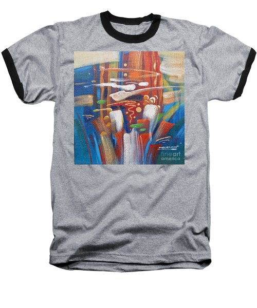 Outburst Baseball T-Shirt