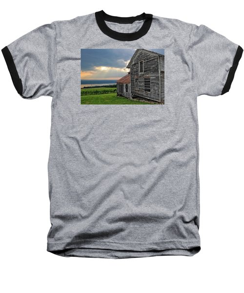 Over The Field Baseball T-Shirt