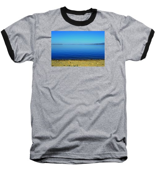 Baseball T-Shirt featuring the photograph Overflow by Rima Biswas
