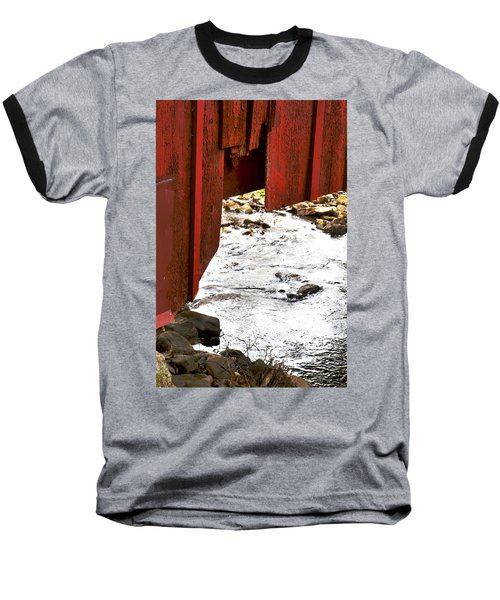 Overhang Baseball T-Shirt