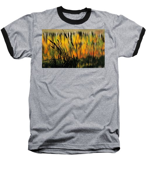 Owl Creek Pass Fall 3 Baseball T-Shirt