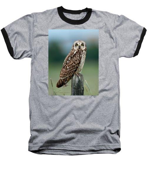 Owl See You Baseball T-Shirt