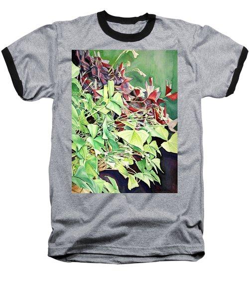 Oxalix Tangle Baseball T-Shirt