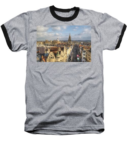 Oxford High Street Baseball T-Shirt