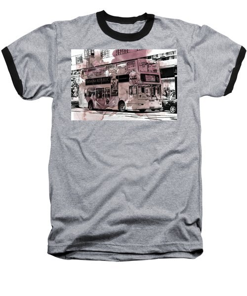 Oxford Street Baseball T-Shirt