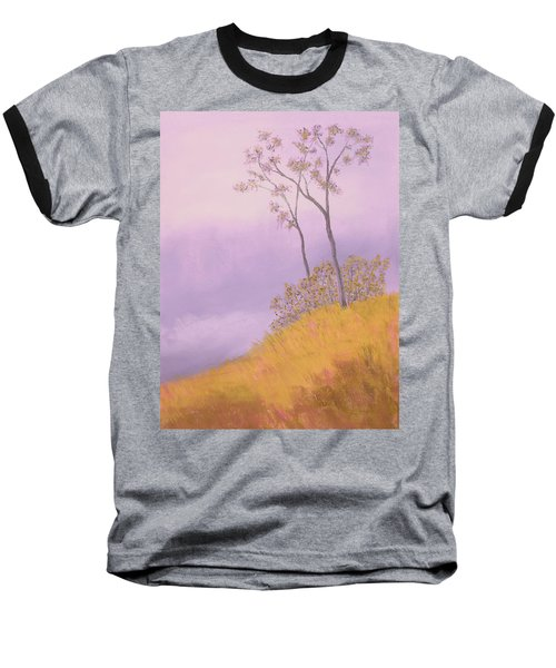 Ozark Glade Baseball T-Shirt by Garry McMichael