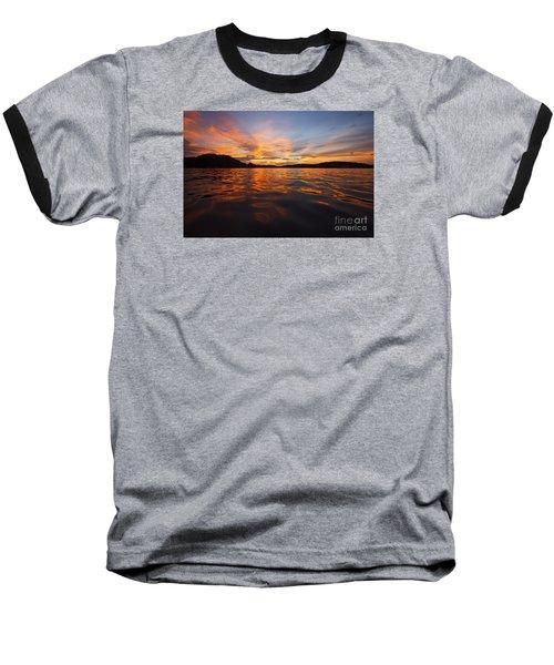 Ozark Sunset Baseball T-Shirt