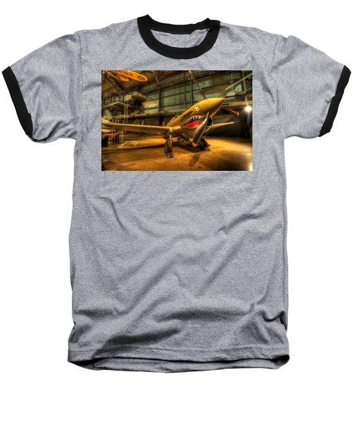 P-40 Warhawk  Baseball T-Shirt