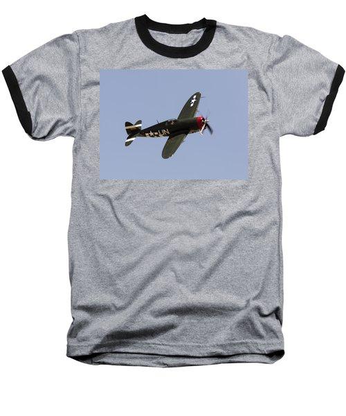P-47 Thunderbolt Baseball T-Shirt