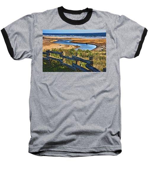Pacific Coast - 4 Baseball T-Shirt