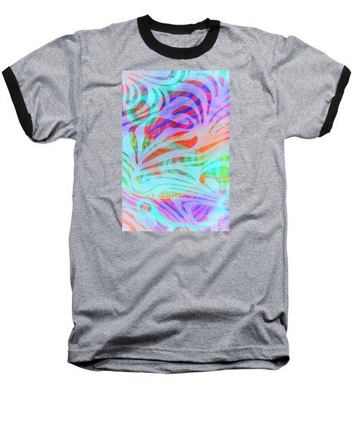 Baseball T-Shirt featuring the photograph Pacific Daydream by Nareeta Martin