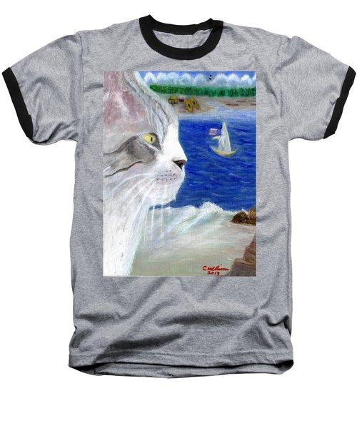 Pacific Northwest Dreamer  Baseball T-Shirt