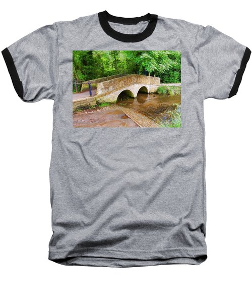 Pack Horse Bridge Baseball T-Shirt