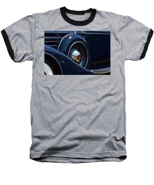 Baseball T-Shirt featuring the photograph Packard - 1 by Dean Ferreira