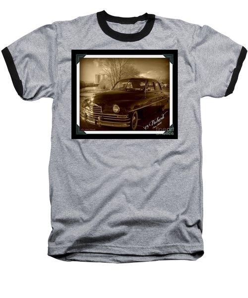 Packard Classic At Truckee River Baseball T-Shirt