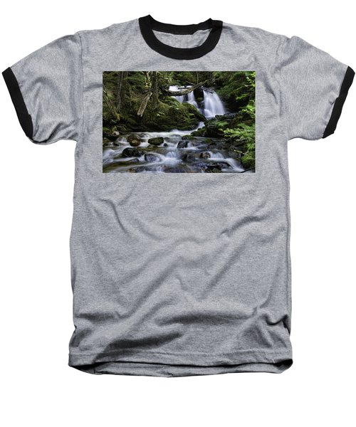 Packer Falls And Creek Baseball T-Shirt
