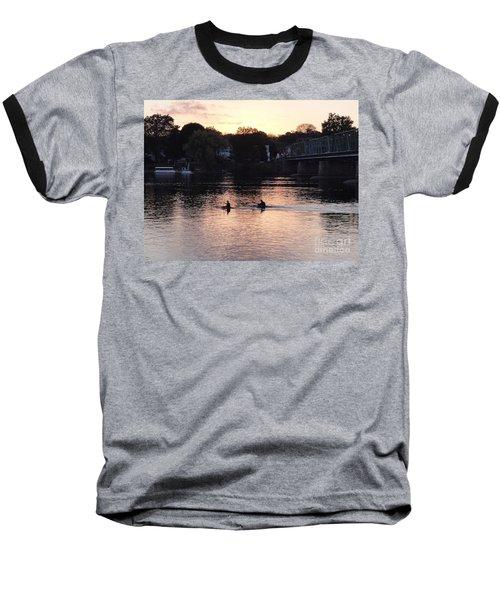 Paddling For Home Baseball T-Shirt