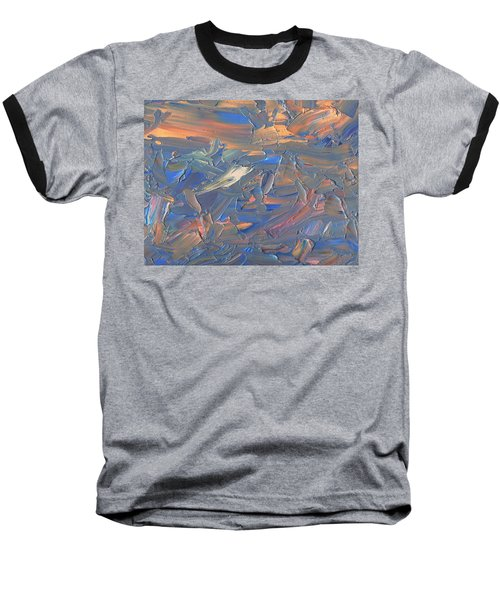 Paint Number 58c Baseball T-Shirt