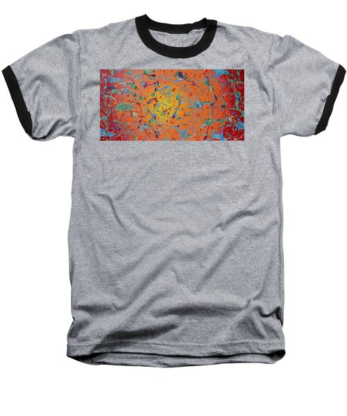 Paint Number Thirty Seven Baseball T-Shirt