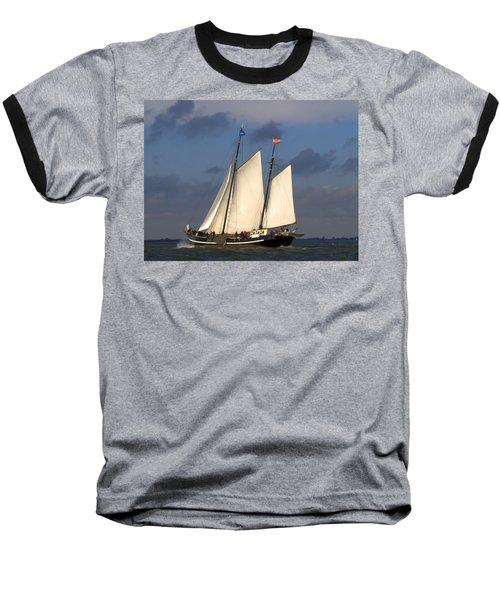 Paint Sail Baseball T-Shirt