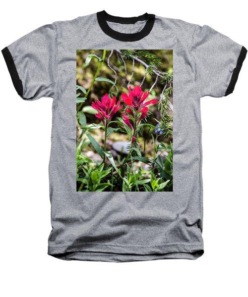 Paintbrush Baseball T-Shirt