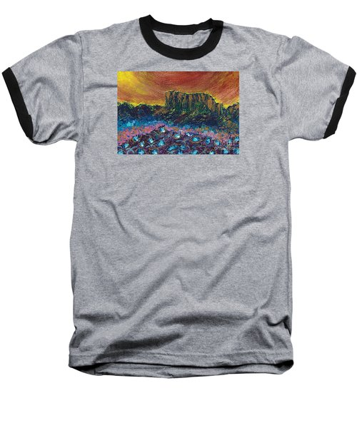 Painted Desert Baseball T-Shirt