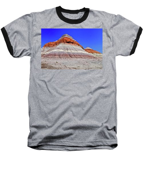 Baseball T-Shirt featuring the photograph Painted Desert National Park by Bob and Nadine Johnston