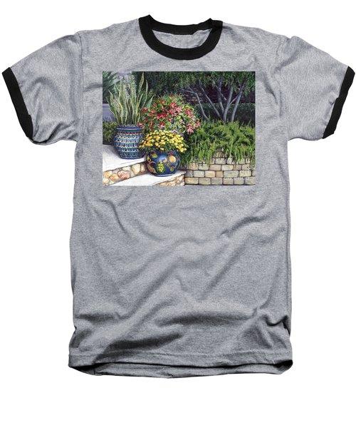 Painted Pots Baseball T-Shirt