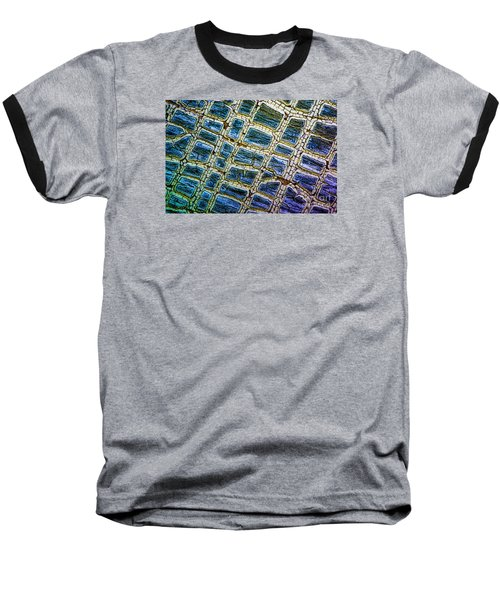 Painted Streets Number 1 Baseball T-Shirt