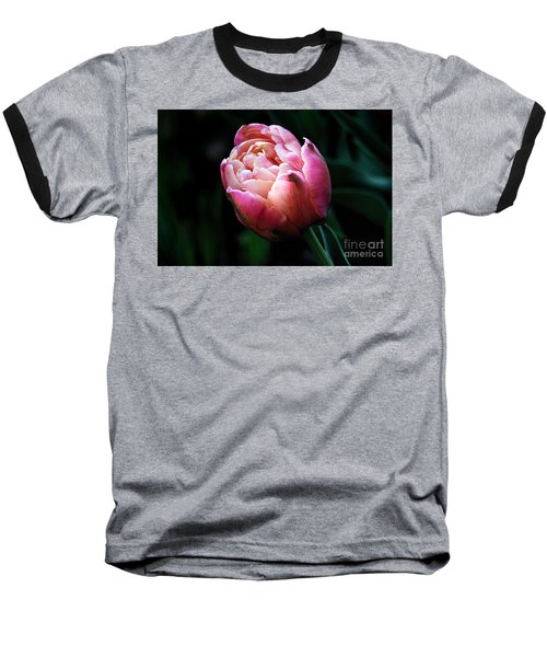 Painted Tulip Baseball T-Shirt