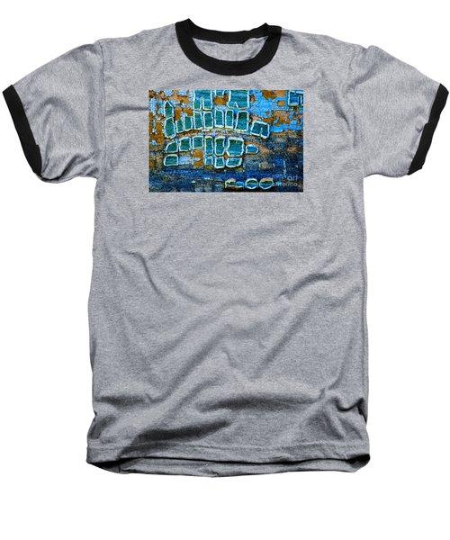 Painted Windows Number 1 Baseball T-Shirt