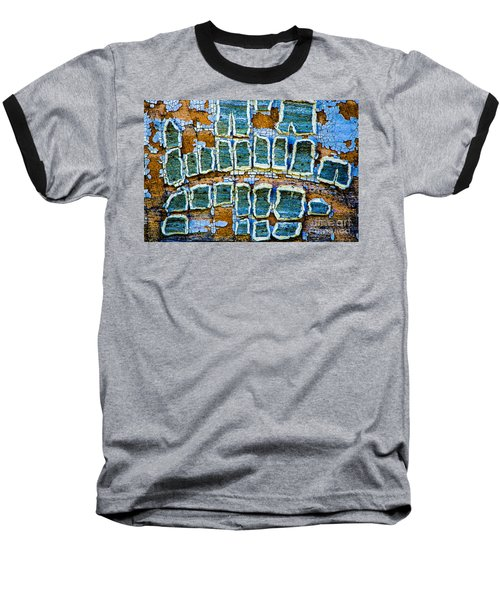 Painted Windows Number 2 Baseball T-Shirt