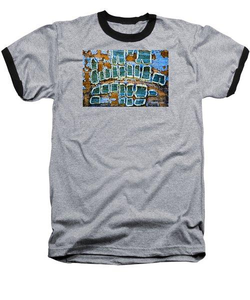 Painted Windows Number 2 Baseball T-Shirt