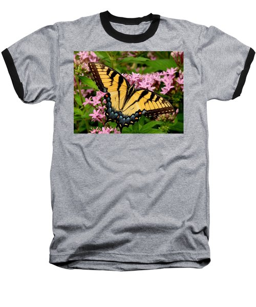 Painted Wings Baseball T-Shirt