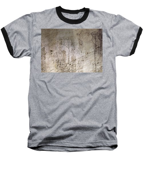 Painting West Wall Tomb Of Ramose T55 - Stock Image - Fine Art Print - Ancient Egypt Baseball T-Shirt