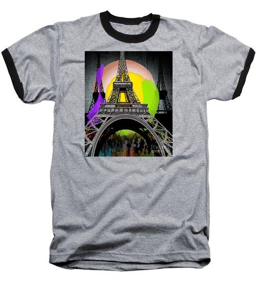 Paree Baseball T-Shirt